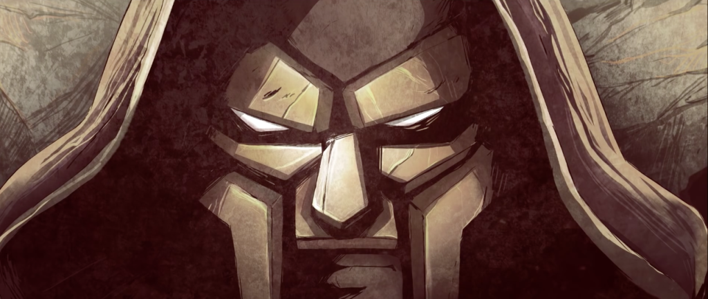 MF Doom 2