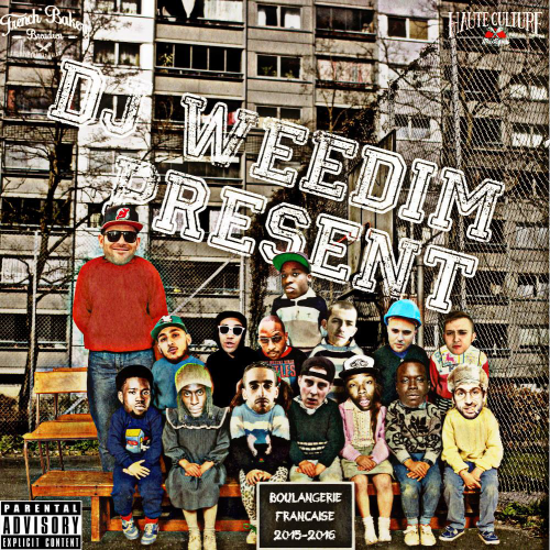 DJ WEEDIM - La Boulangerie Française