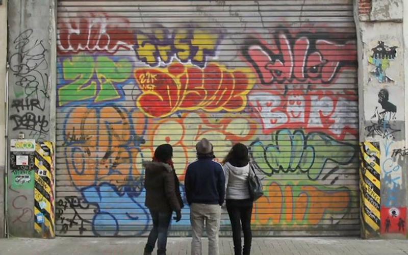 ReapHit Graffiti tour