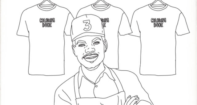 coloring book chance list chance the rapper finish line drown coloring book Chance the Rapper Coloring Book  Coloring Book Chance Lyrics